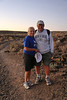 Fish River Canyon - Canyon Roadhouse - Sunset Walk - Brenda and Kevin