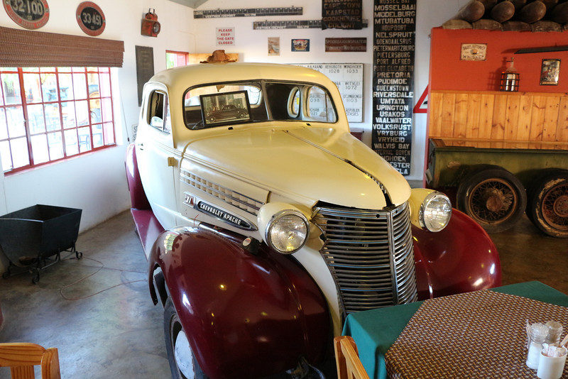 Fish River Canyon - Canyon Roadhouse - Interior Vehicles 18