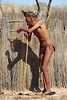 !Xaus Lodge - Bushman Village Visit - The Head Man