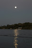 Victoria Falls - Zambezi River Sunset Cruise - Moon Over Zambezi River