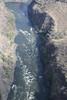 Victoria Falls - Helicopter Tour - Zambezi Gorge Below Falls 89