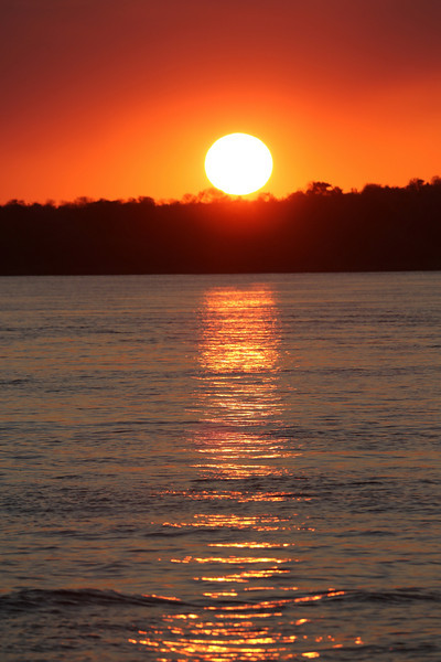 Victoria Falls - Zambezi River Sunset Cruise - Sunset (1)