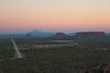 Damaraland - Ugab Terrace Lodge - Sunset View Across Valley 1