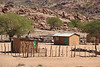 Damaraland - Drive Through Area - Small Village