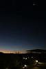 Damaraland - Ugab Terrace Lodge - Crescent Moon Over Terrace
