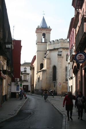 Seville March 2014