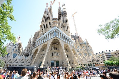 Sagrada Familia,