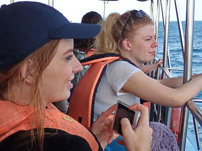 Sri Lanka - Mirissa - Whale Watching - Charlie and Sophia