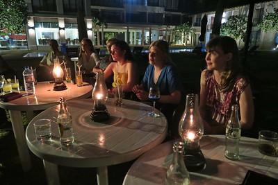 Sri Lanka - Mirissa - Final Dinner 014