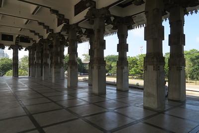 Sri Lanka - Colombo - Independence Memorial Hall 003