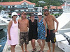 Susan, Charlie, Beverly, Diana, Josh