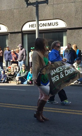 2014 03-15 St Patrick's Day Parade 02