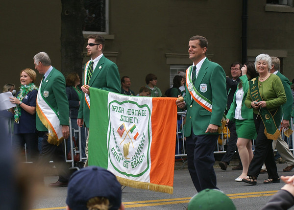 2008 St Patrick's Day Parade
