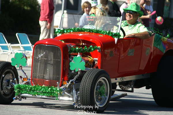 2011 St Patrick's Day Events