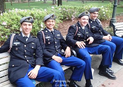 Benedictine Cadets