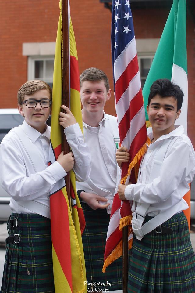 2017 Celtic Cross Mass & Ceremony