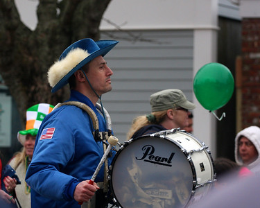 Montauk St Patricks Day Parade 2012