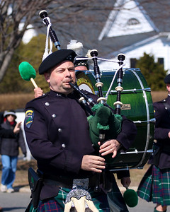 The 44th Annual St. Patrick's Day Parade, Westhampton Beach, NY.  12 March 2011.