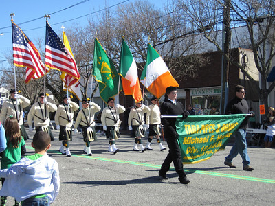 Westhampton Beach St. Patricks Day Parade 2013