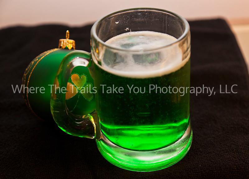 10  Green Beer