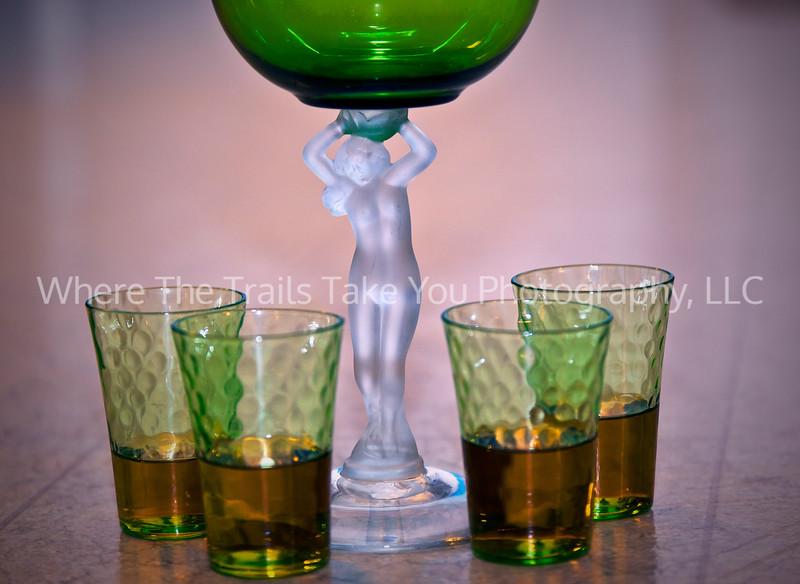 6  Irish Whiskey and The Ivy Bowl