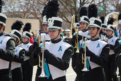Auburn High School Marching Band
