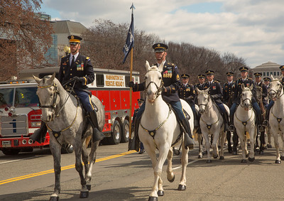 United States Army Cassion Platoon