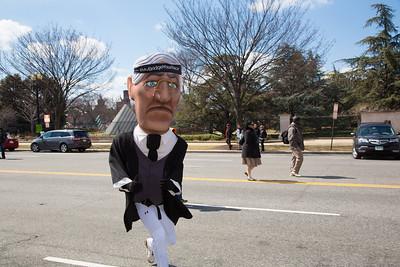 Woody Wilson mascot