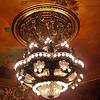 iPhone shot (HDR app) of Kungliga Operan chandelier