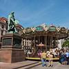 Carousel at Place Gutenberg