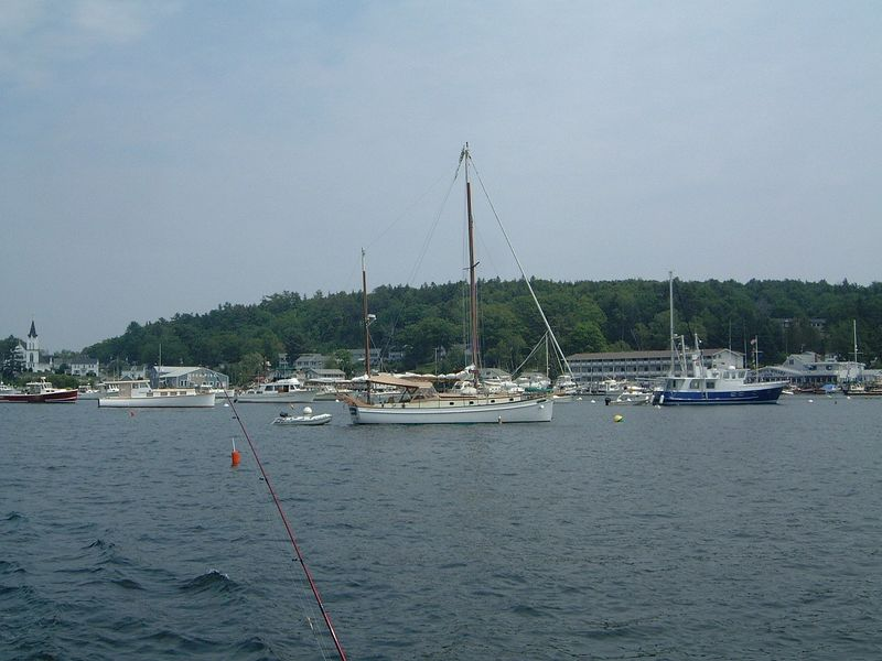 034 Boothbay Harbour