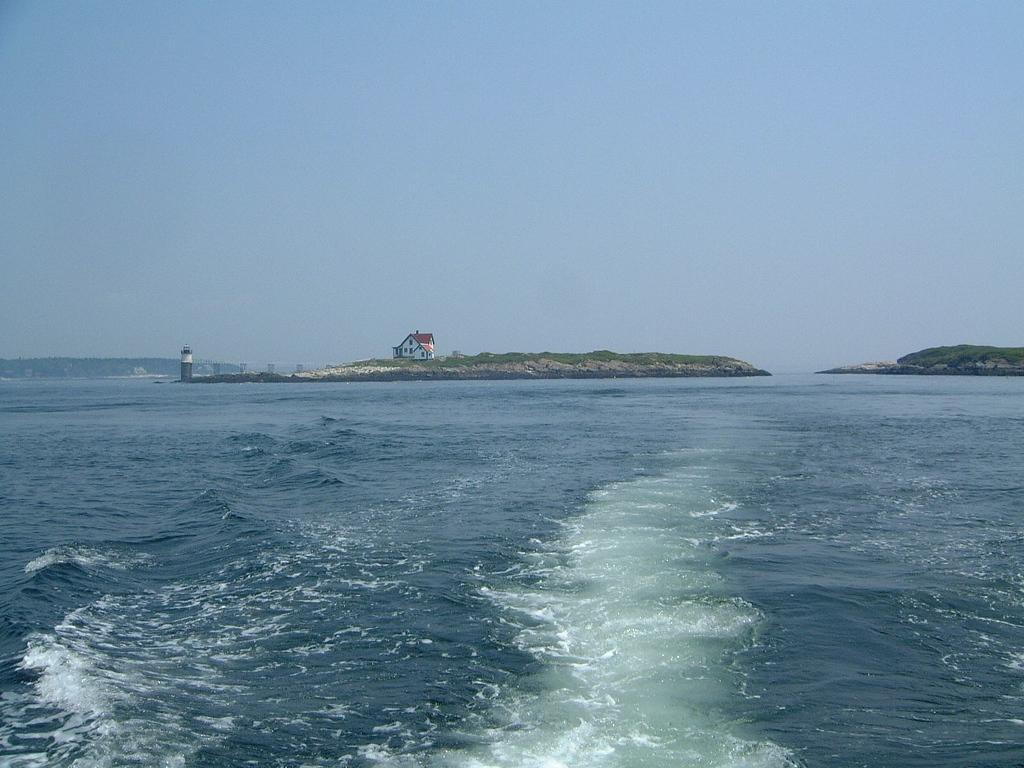 021 Maine Island