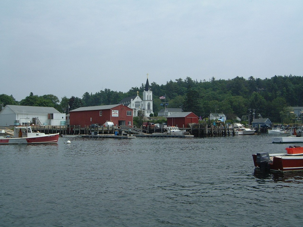 032 Boothbay Harbour