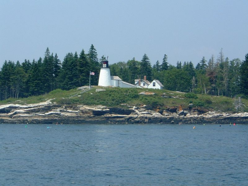 023 Maine Island