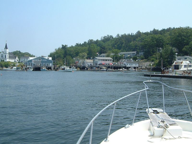 025 Boothbay Harbour