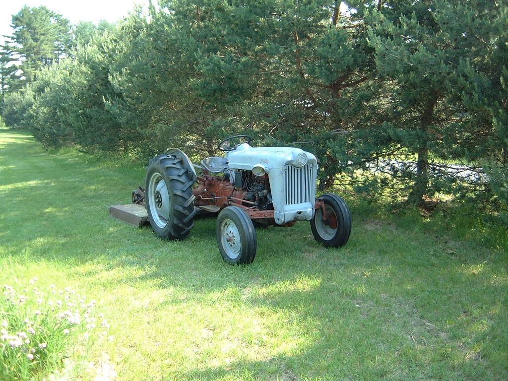 013 McNamaras Tractor