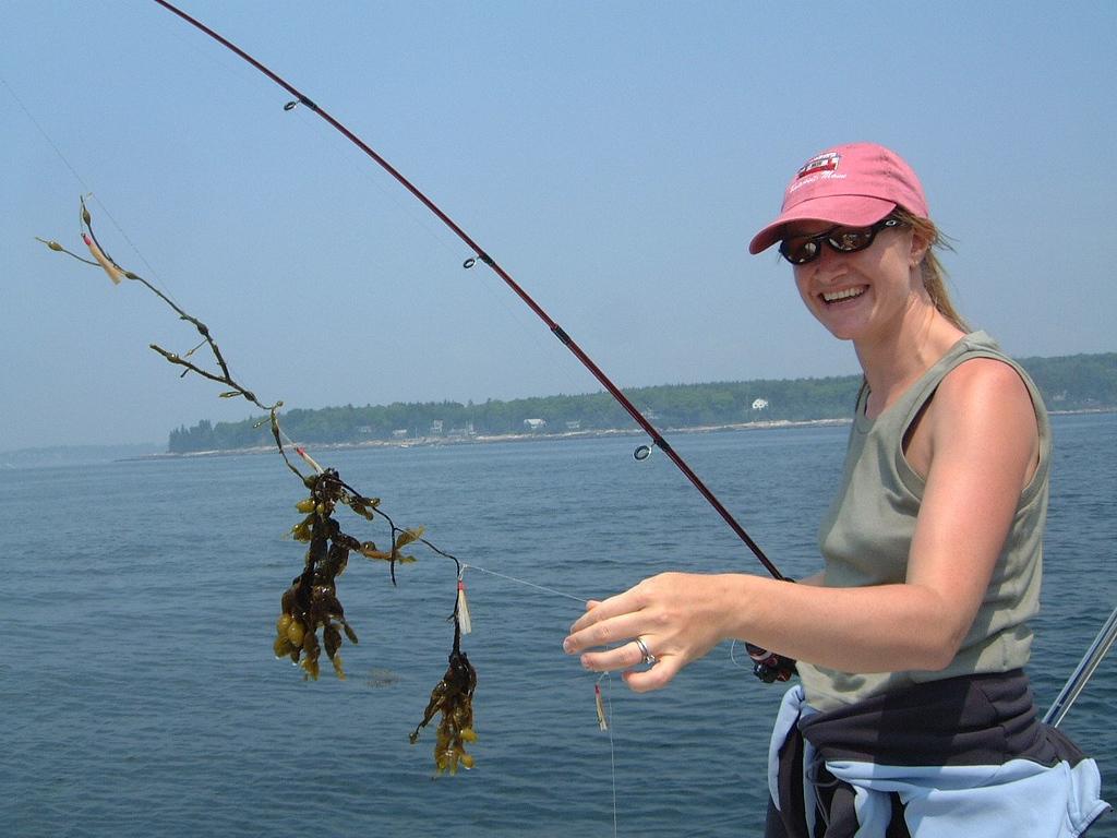 020 Sarahs 1st Catch