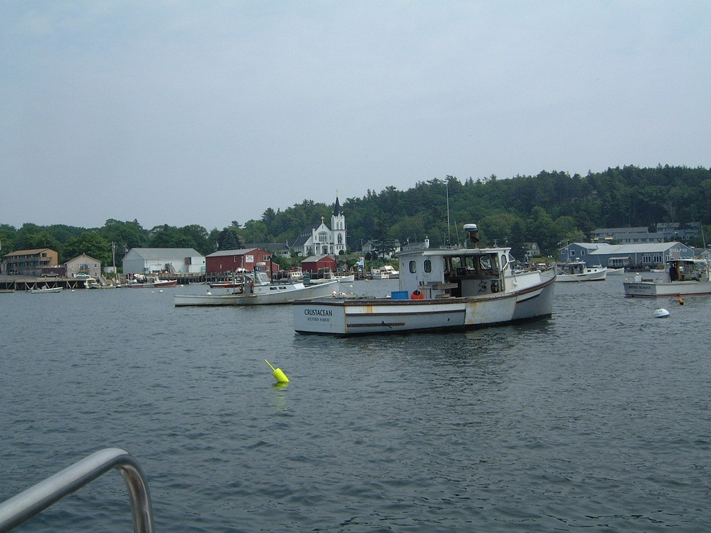 033 Boothbay Harbour