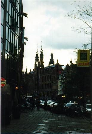 Summer 99 - Amsterdam