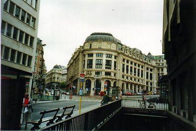 Summer 99 - Brussels