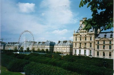 Summer 99 - Paris