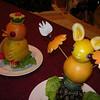 Fruit decorating