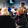 Debbie Blank | The Herald-Tribune<br /> The Dive, the building's recently-opened restaurant, attracted a crowd after the parade. It was built by volunteers and its profits help offset the American Legion's operating expenses.