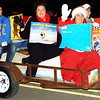 "Debbie Blank | The Herald-Tribune<br /> The sign on the Sunman Elementary School float said, ""Today Sunman Readers, Tomorrow World Leaders."""