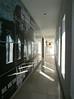 Het hele hotel staat en hangt vol met kunst, van de eigenaren zelf of ingekocht, sfeervolle plek!