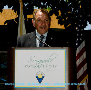 Sunnyvale Vice Mayor Tony Spitaleri.