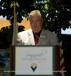 Sunnyvale Councilmember Ron Swegles.