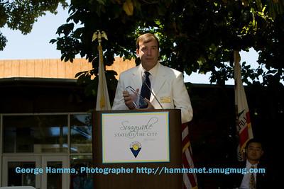 Sunnyvale Councilmember Christopher Moylan