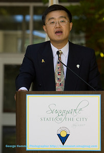 Sunnyvale Mayor Otto Lee.