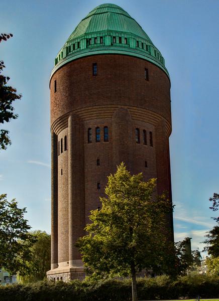 Malmö near hospital
